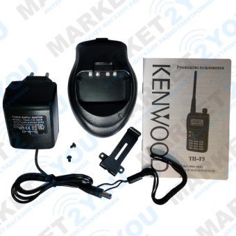 Kenwood TH-F5 M2 MIL-810