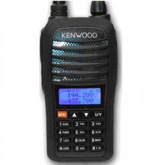 Kenwood TH-UVF1 DUAL MIL-810