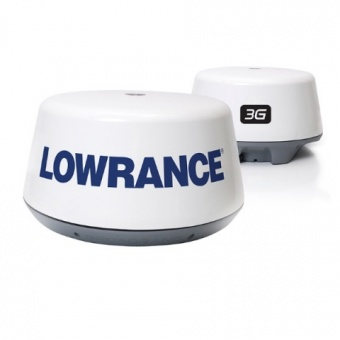 Lowrance Broadband 3G Radar Kit (000-10435-001)