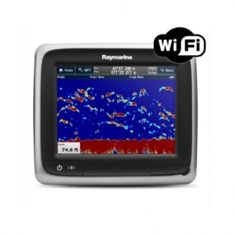 Raymarine a67 5.7 Multifunctional Display with Built-in