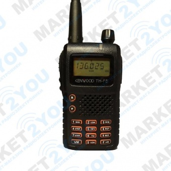 Kenwood TH-F5 VHF 136-174МГц